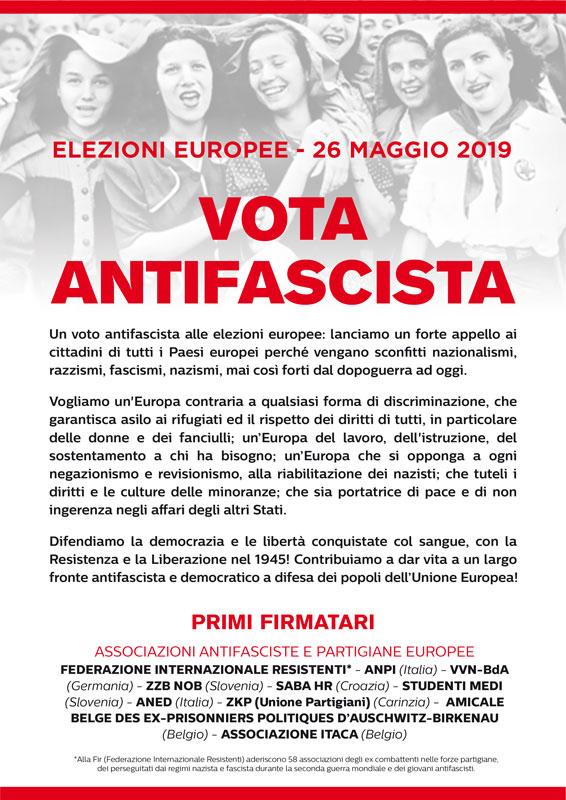 2cb96e180 guarda l'appello redatto a Budapest dalle associazioni antifasciste europee  · guarda l'appello al voto da parte di Anpi provinciale Monza e Brianza